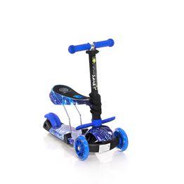 Πατίνι Smart Scooter με κάθισμα Blue Cosmos Lorelli
