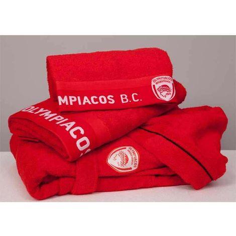 Πετσέτα Προσωπου 50x100 Olympiacos BC Towels 1925 Palamaiki