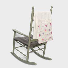 Πικέ κουβέρτα 100*150 animals ροζ Abo