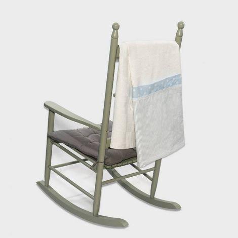 Πικέ κουβέρτα 100*150 carousel Σιέλ Abo