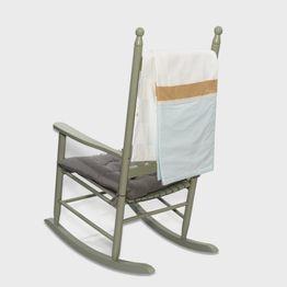 Πικέ κουβέρτα 100*150 safari Σιέλ Abo