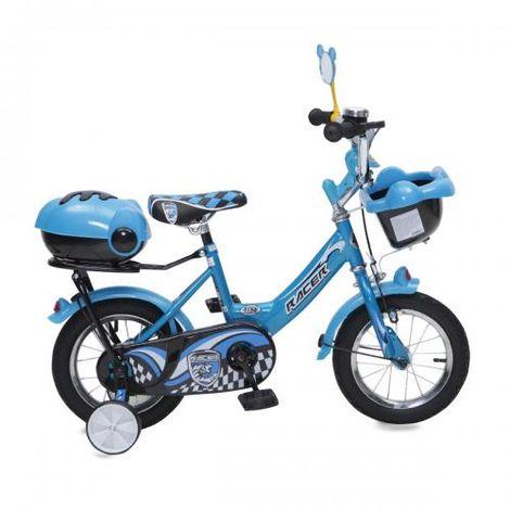 """Παιδικό ποδήλατο 12"""" 1282 Blue Byox"""