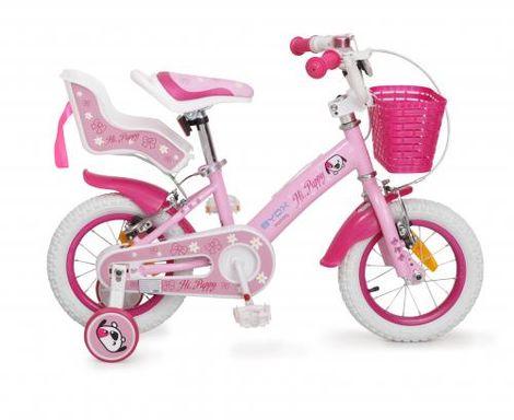 """Παιδικό Ποδήλατο Puppy 12"""" Byox"""
