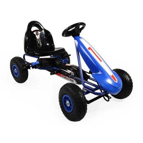 Παιδικό Αυτοκινητάκι Top Racer Pedals Karting PB9288A Cangaroo