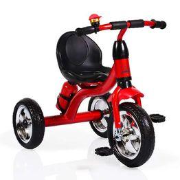 Τρίκυκλο Ποδηλατάκι Cavalier Red Byox