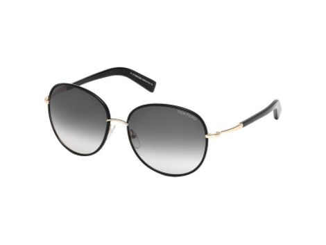Tom Ford Georgia FT0498 01B