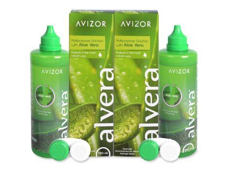 Υγρό Alvera 2 x 350 ml