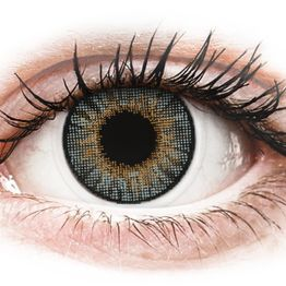 Air Optix Colors - Grey - Μη διοπτρικοί Μηνιαίοι φακοί επαφής (2 φακοί)