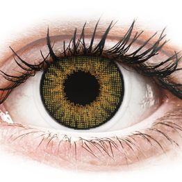 Air Optix Colors - Pure Hazel - Διοπτρικοί Μηνιαίοι φακοί επαφής (2 φακοί)