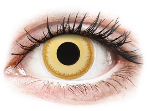 ColourVUE Crazy Lens - Avatar - Μη διοπτρικοί Ετήσιοι φακοί επαφής (2 φακοί)