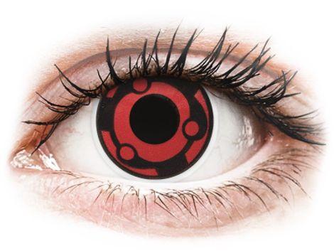 ColourVUE Crazy Lens - Madara - Μη διοπτρικοί Ετήσιοι φακοί επαφής (2 φακοί)
