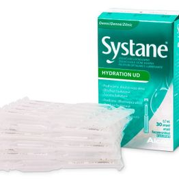 Σταγόνες ματιών Systane Hydration UD 30 x 0,7 ml