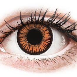 ColourVUE Crazy Lens - Twilight - Μη διοπτρικοί Ετήσιοι φακοί επαφής (2 φακοί)
