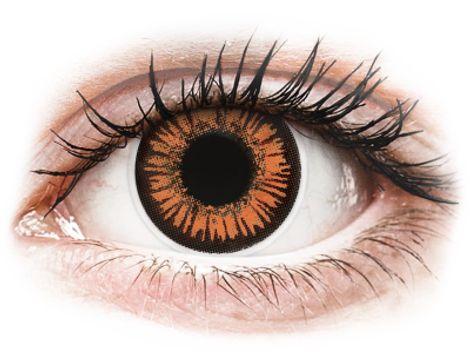 ColourVUE Crazy Lens - Twilight - Διοπτρικοί Τριμηνιαίο φακοί επαφής (2 φακοί)