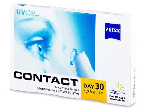 Carl Zeiss Contact Day 30 Spheric (6φακοί)