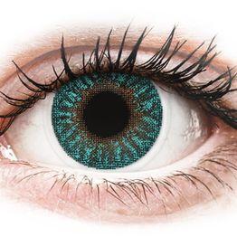 TopVue Color - Turquoise - Διοπτρικοί