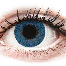 FreshLook Dimensions Pacific Blue - Διοπτρικοί Μηνιαίοι φακοί επαφής (6 φακοί)