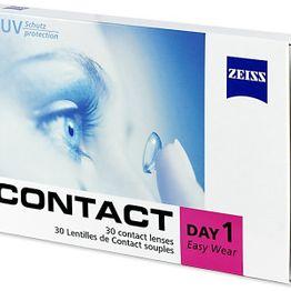 ZEISS Contact Day 1 Easy wear (30 φακοί)
