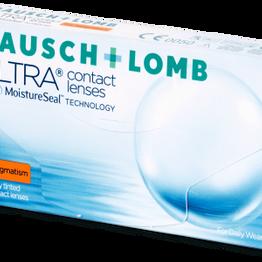 Bausch & Lomb Ultra for Astigmatism Αστιγματικοί Μηνιαίοι (6 φακοί)