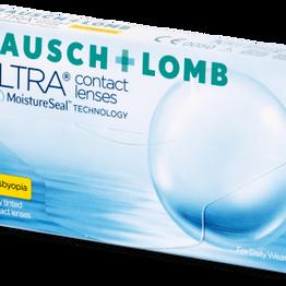 Bausch & Lomb Ultra for Presbyopia Μηνιαίοι Πολυεστιακοί Φακοί Επαφής (6 φακοί)