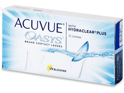 Acuvue Oasys Δεκαπενθήμεροι (12 φακοί)