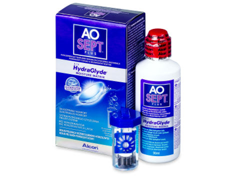 Υγρό AO SEPT PLUS HydraGlyde 90 ml