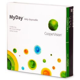 MyDay daily disposable (90 φακοί)
