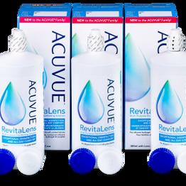 Υγρό Acuvue RevitaLens 3x300 ml