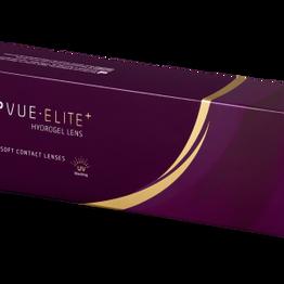 TopVue Elite+ ημερήσιοι διοπτρικοί φακοί επαφής (30 φακοί)