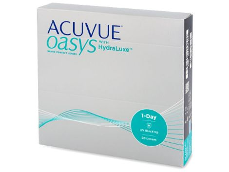 Acuvue Oasys 1-Day (90 φακοί)