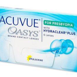 Johnson & Johnson Acuvue Oasys for Presbyopia (6 φακοί)