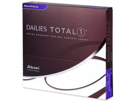 Dailies TOTAL1 Multifocal (90 φακοί)