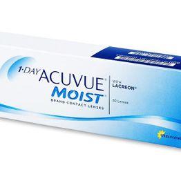 Acuvue 1-Day Moist (30 φακοί)
