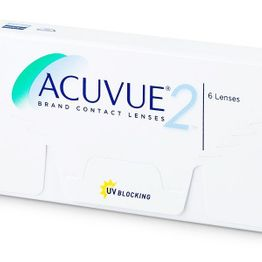 Acuvue 2 Δεκαπενθήμεροι (6 φακοί)