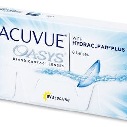 Acuvue Oasys Δεκαπενθήμεροι (6 φακοί)