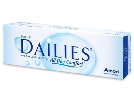 Focus Dailies All Day Comfort Ημερήσιοι (30 φακοί)