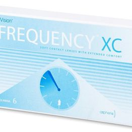 Frequency XC Μηνιαίοι (6 φακοί)