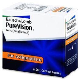 Purevision Toric Μηνιαίοι (6 Φακοί)