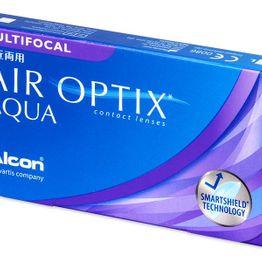 Air Optix Aqua Multifocal Μηνιαίοι (3 φακοί)