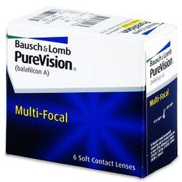 PureVision Multifocal Μηνιαίοι (6 Φακοί)
