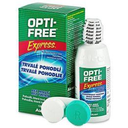Υγρό OPTI-FREE Express 120ml