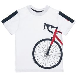 Mπλούζα με τύπωμα ποδήλατο