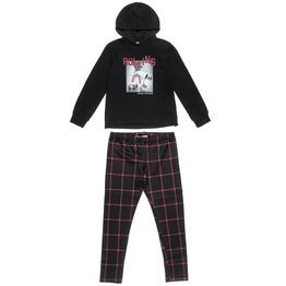 Σετ Φόρμας Moovers μπλούζα με κουκούλα και κολάν (8-16 ετών