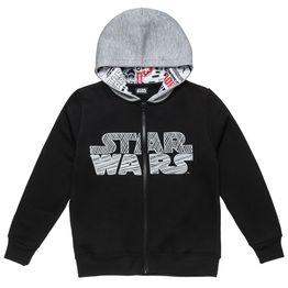 Ζακέτα Star Wars με κουκούλα και τύπωμα μπροστά και πίσω