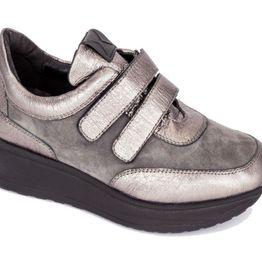 Γυναικείο ανατομικό casual σουέτ Save Your Feet 1500