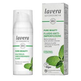 Lavera Facial Care Ενυδατική Κρέμα Προσώπου για Σύσφιξη Πόρων Μέντα 50ml