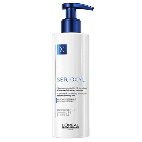 L'Oreal Professionnel Serioxyl Shampoo για φυσικά μαλλιά 250ml