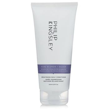 Philip Kingsley Pure Blonde Silver Conditioner 200ml