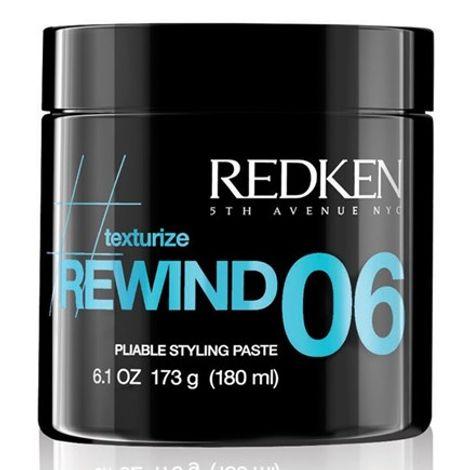 Redken Rewind 06 Pliable Styling Paste 150ml