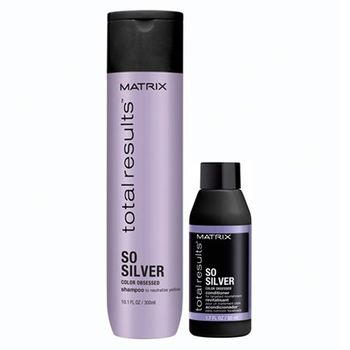 Matrix Color Obsessed So Silver Shampoo 300ml